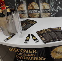 [trade marketing Guinness]